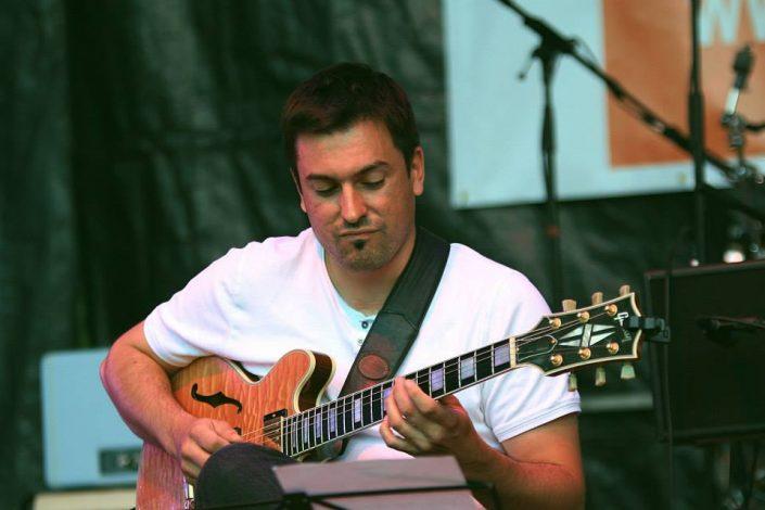 4db - Damien Boureau - Guitare