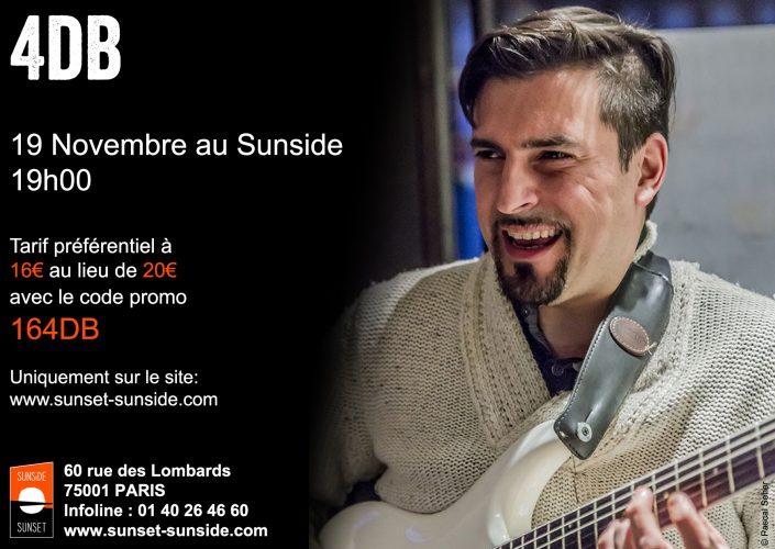 4dB - Sunside - Damien Boureau