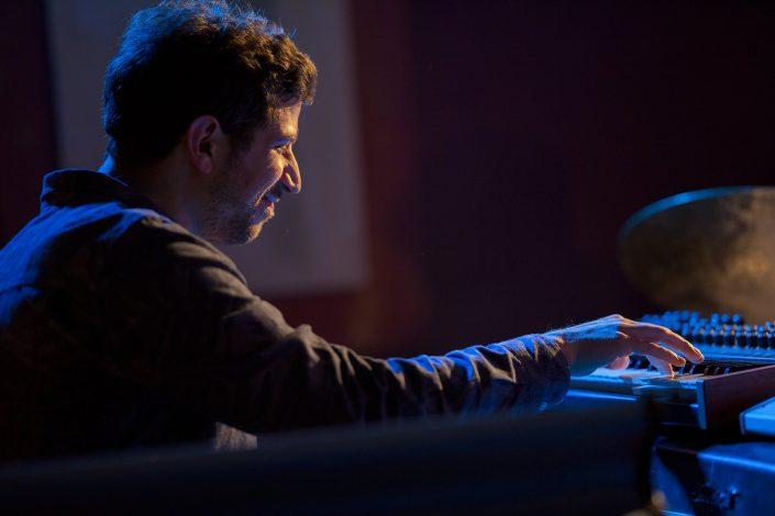 4dB en concert à l'Expression Libre - Nov 2017 - Thomas Cassis, pianiste