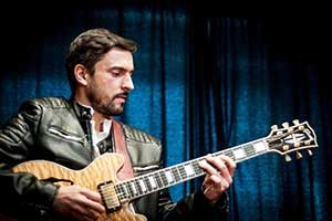 4dB - Jazz Rock Progressif - Damien Boureau - guitare