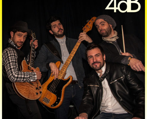 4dB - Jazz fusion français