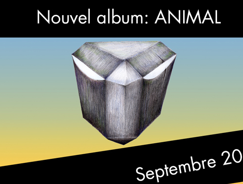 Jazz Rock Progressif: nouvel album du 4dB, Animal