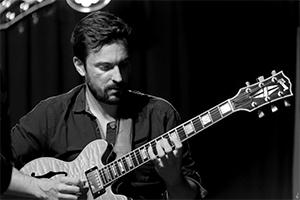 4dB - Damien Boureau, Guitariste Fusion