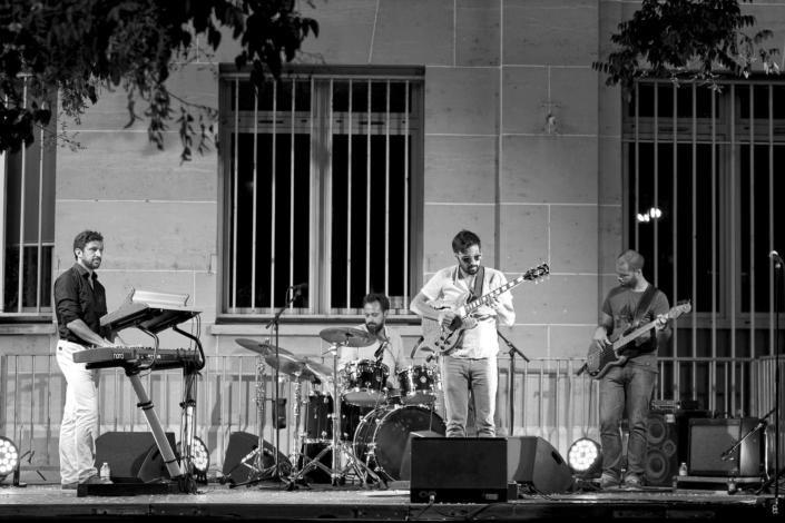 4dB - Jazz Rock Progressif - Ville En Musique