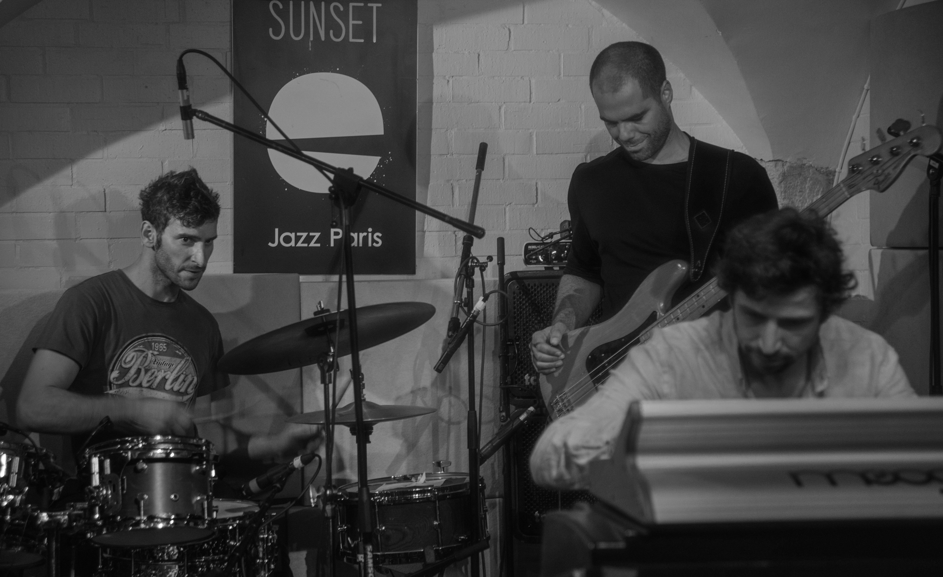 Jazz Rock Progressif - 4dB - concert Sunset
