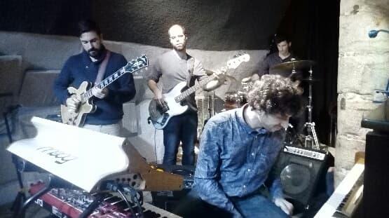 4dB - Jazz Rock Progressif - en concert au Jazz Club Saint Georges - Lyon