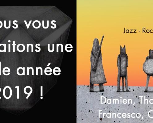 4db-jazz fusion/rock progressif-voeux 2019