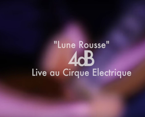 Jazz fusion - Rock progressif - 4dB - Lune Rousse