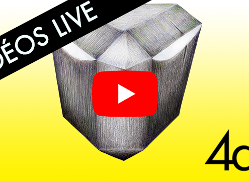 4dB-Jazz fusion, rock progressif - Vidéos Live sur Youtube